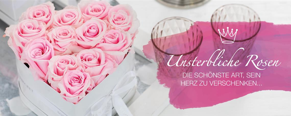 Sophia's Secret® Rosenboxen